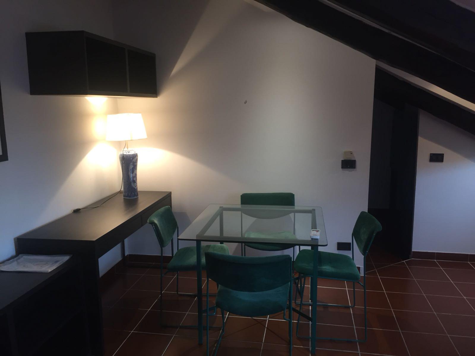 Tonus immobiliare rif 175 bilocale via san secondo 94 for Bilocale arredato affitto torino
